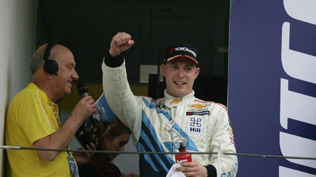 WTCC - Rob Huff: What a feeling to be champion