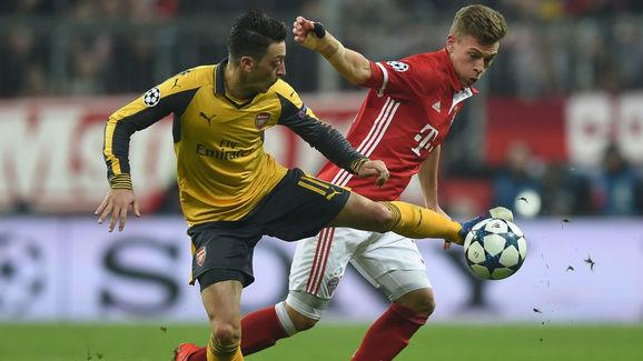 German International Teammate Claims 'Arsenal Are Lucky to Have Mesut Ozil'