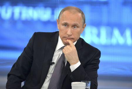Russia's Putin says ready to work with United States: TV
