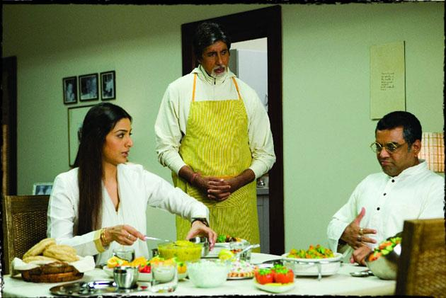 Unpacking Bollywood's adventures in food