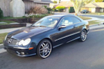 Used 2004 Mercedes-Benz CLK 500