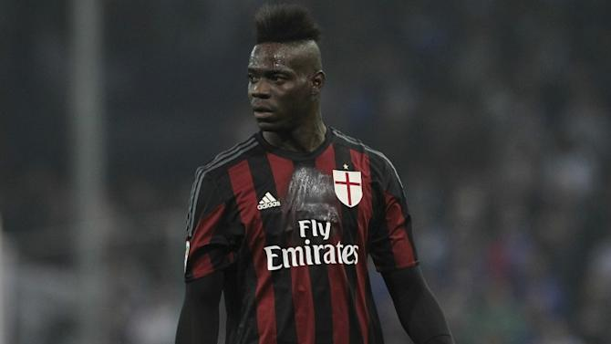 Liverpool striker Mario Balotelli in talks over a move to Switzerland