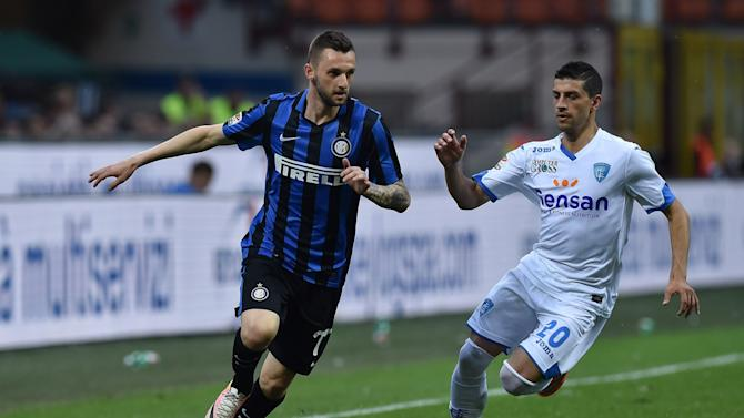 Marcelo Brozovic turned down lucrative Chelsea offer to stay at Inter Milan