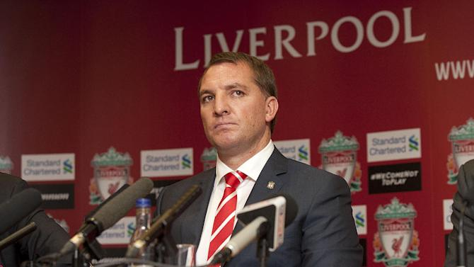 Brendan Rodgers is the third manager of the FSG reign