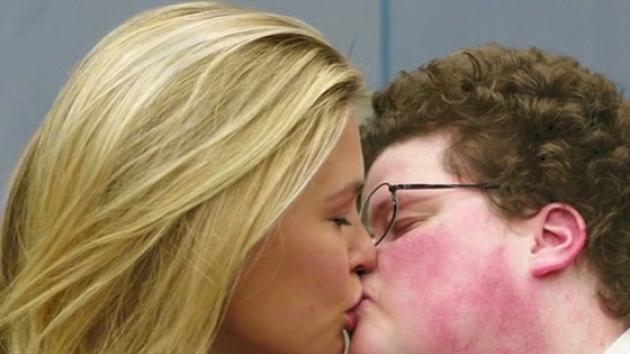 Bar Rafaeli and actor Jesse Heiman in a GoDaddy Super Bowl commercial  -- GoDaddy.com