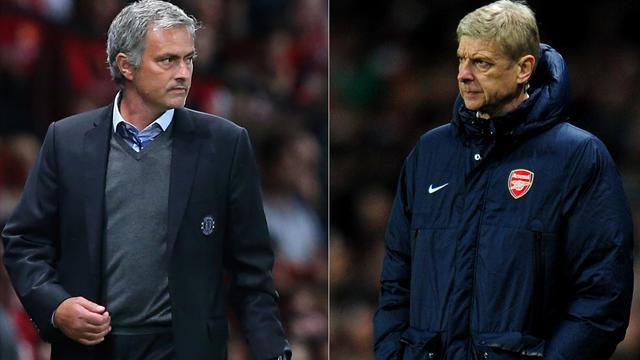 Premier League - Mourinho: Wenger 'privileged' to reach 1,000th match after 'bad moments'