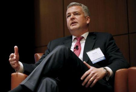 SEC's Gallagher says will leave his post by October 2
