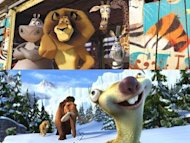 """Madagascar"" & ""Ice Age"": Different?"