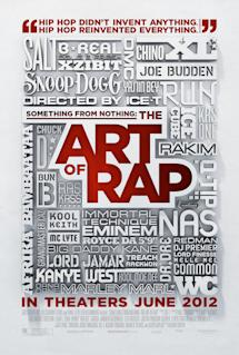 Poster of Something from Nothing: The Art of Rap