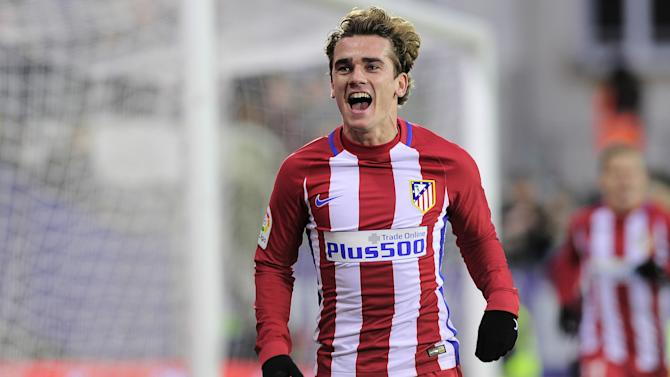 VIDEO: Griezmann pulls off outrageous save in Atletico training
