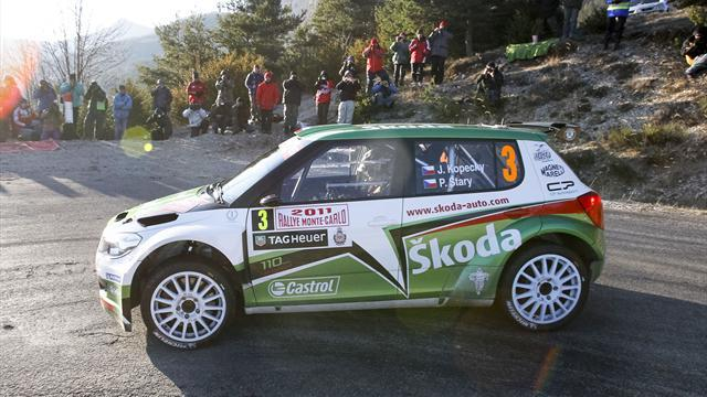 ERC - Kopecky to finish season as fastest driver