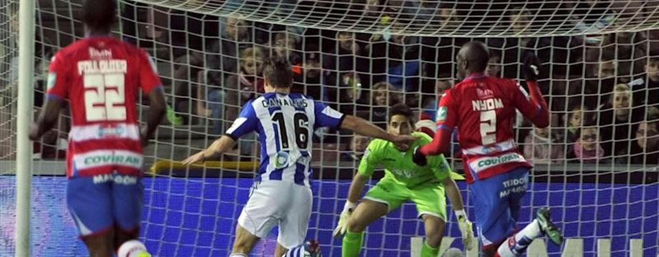 Video: Granada vs Real Sociedad
