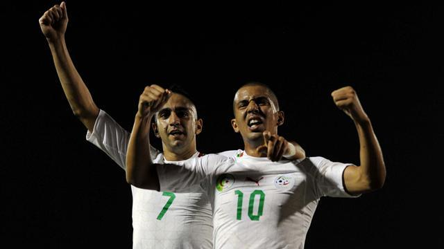 World Cup - Country profile: Algeria