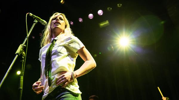 Gin Wigmore Poised to Be Warped Tour's Breakout Star