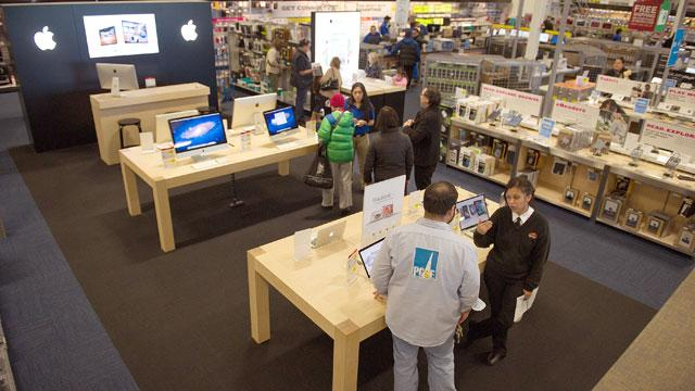 Trade-In Your iPhone 4, 4S for Free iPhone 5 at Best Buy For Next Nine Days