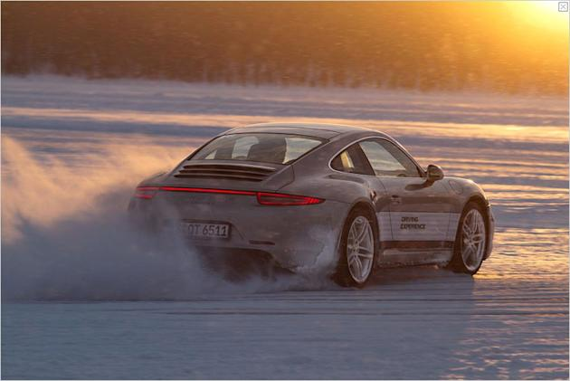 A Porsche 911 for northern climes