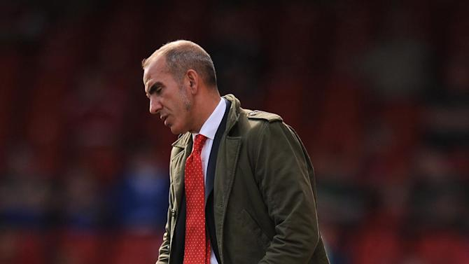 Paolo Di Canio was critical of Swindon despite their 4-0 thrashing of Stevenage