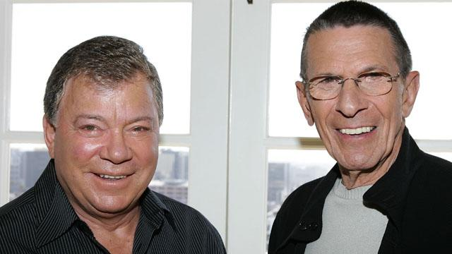 William Shatner Feels Awful for Having to Miss Leonard Nimoy's Funeral