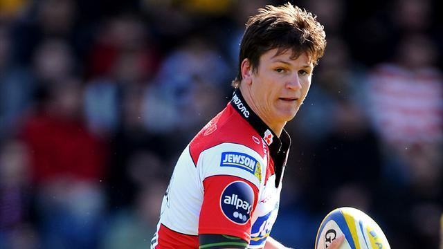Premiership - Late Burns penalty sees Gloucester sink Welsh