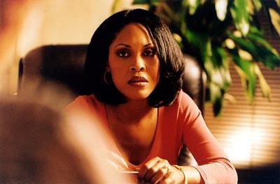 Monica Calhoun in Rainforest's Pandora's Box