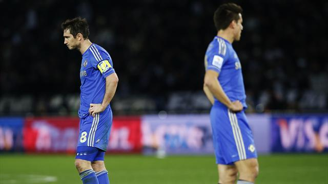 World Football - Chelsea star criticises team-mates' attitude in final loss
