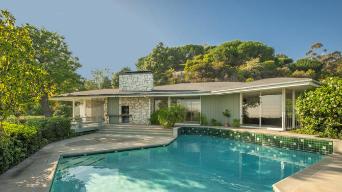 Ronald Reagan's former house for sale for $5 million
