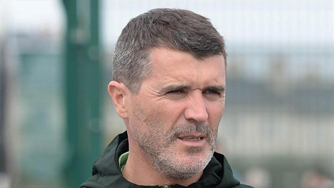 Premier League - Roy Keane's wild reaction to the humble mobile phone