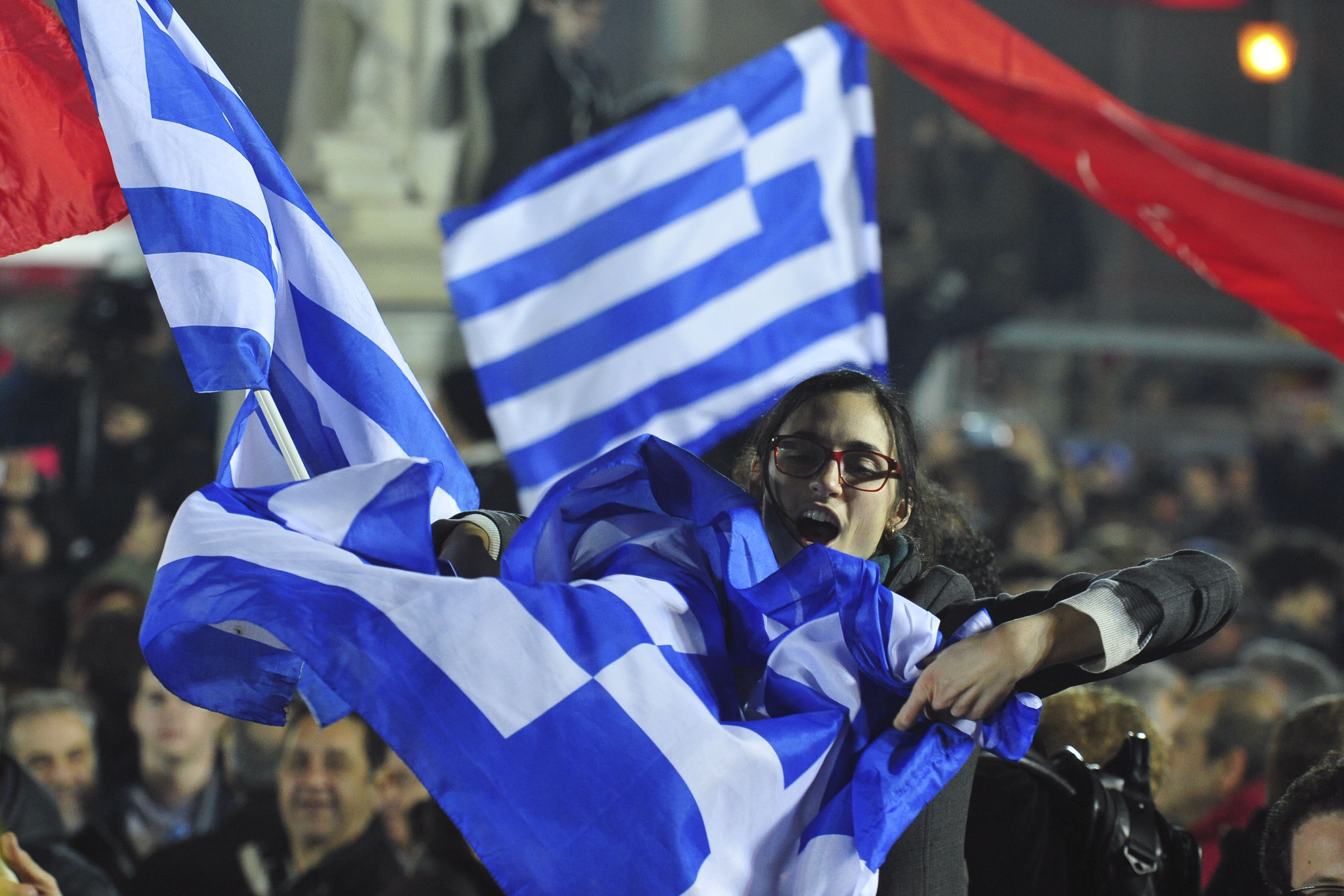 Asia stocks down as anti-austerity party wins Greek election
