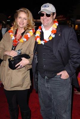 Premiere: Donna Dixon and Dan Aykroyd at the LA premiere of Columbia's 50 First Dates - 2/3/2004