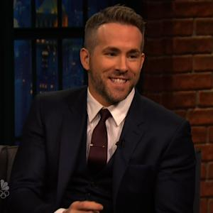 Ryan Reynolds Definitely Played The Wrong Song While Blake Lively Gave Birth To Their Daughter
