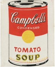 Andy-Warhol-Campbells-Soup-Can-Tomato-1962