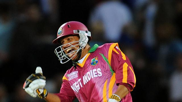 Cricket - West Indies ease to victory over Zimbabwe