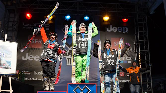 Winter X Games Europe 2013 - Day 5