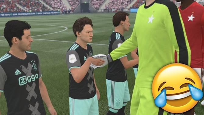 VIDEO: YouTuber Releases Clip Showing 'Smallest XI vs Tallest XI' on FIFA 17