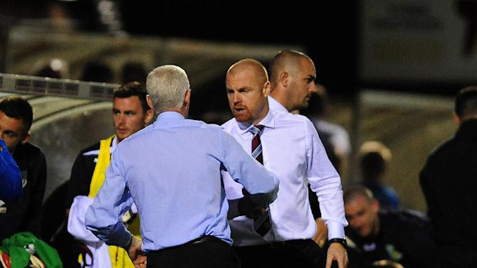 Soccer - Capital One Cup - First Round - York City v Burnley - Bootham Cresent