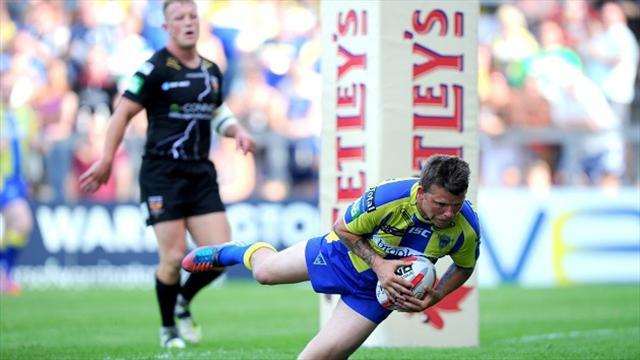 Rugby League - Briers cleared for semi-final clash