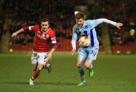 Soccer - Sky Bet League One - Barnsley v Coventry City - Oakwell