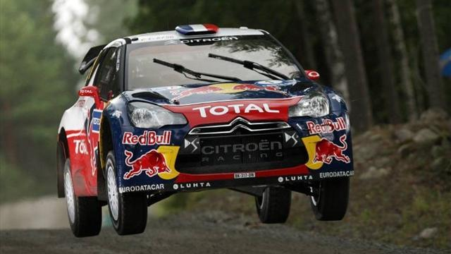 Loeb will not tackle WRC title as Citroen cut costs