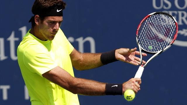 Davis Cup team news: Del Potro a doubt for semi