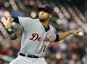 David Price works slower than any pitcher in baseball. (AP)