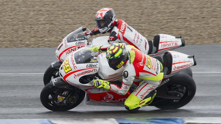 MotoGP Tests In Jerez - Day 2