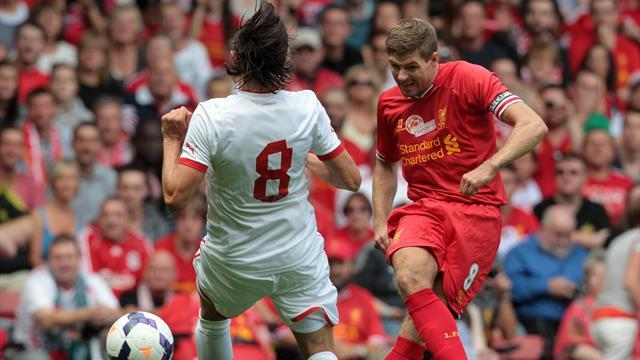 Premier League - How Steven Gerrard got his groove back