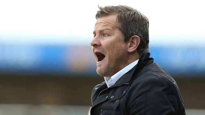 Forest Green Manager Mark Cooper Falls Asleep in Game Despite His Team's 3-0 Win