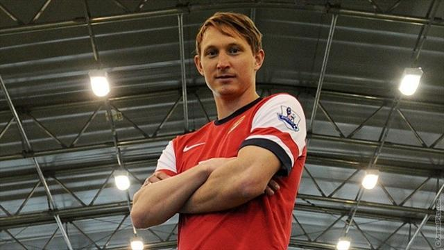 Premier League - Six reasons Kim Kallstrom will be great at Arsenal