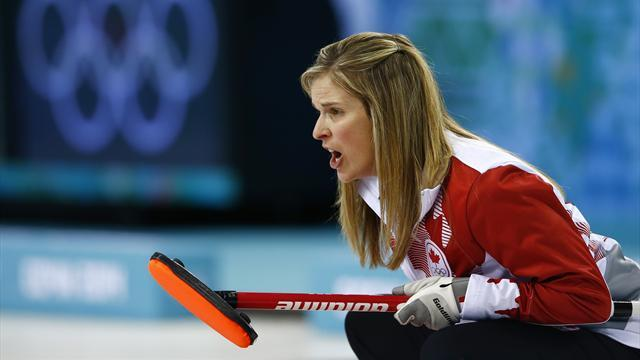 Curling - Canada beat Sweden to win women's gold