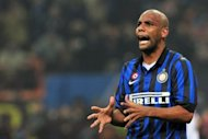 Manchester City completed a double swoop for Inter Milan defender Maicon, pictured in February 2012, and Swansea winger Scott Sinclair. Manchester City splashed out over £35 million on Inter Milan star Maicon, Benfica midfielder Javi Garcia, Swansea winger Scott Sinclair and Fiorentina defender Matija Nastasic as the Premier League champions embarked on a transfer deadline day spending spree