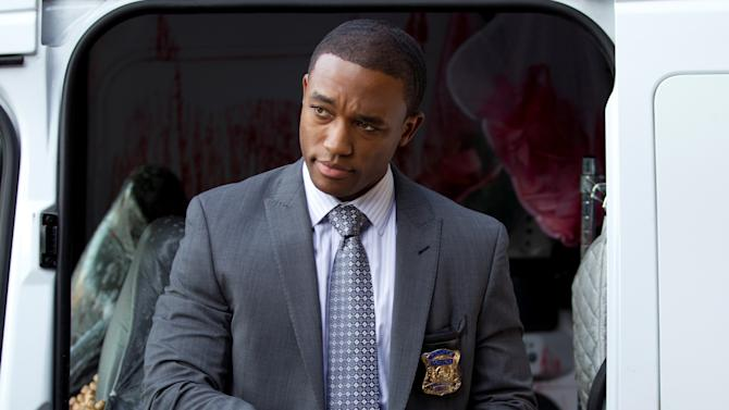 """This undated publicity image released by TNT shows actor Lee Thompson Young in a scene from the TNT series, """"Rizzoli & Isles."""" Los Angeles police say Young was found dead Monday, Aug. 19, 2013. Young's manager, Jonathan Baruch, says Young took his life. The actor started his career as a teenager in the TV series """"The Famous Jett Jackson"""" and was co-starring in the series """"Rizzoli & Isles."""" (AP Photo/TNT, Doug Hyan)"""