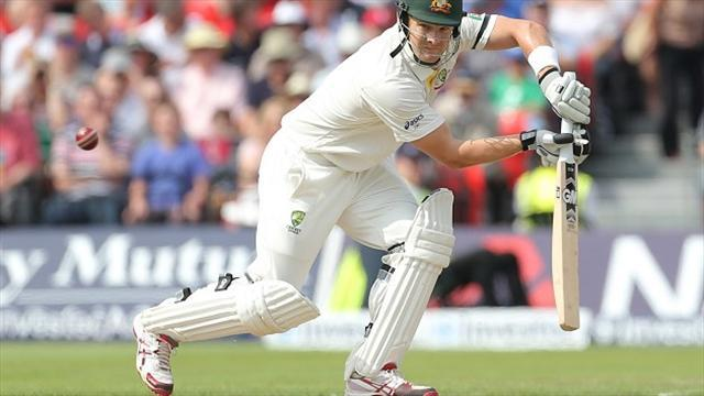"Ashes - Watson admits to ""really disappointing"" Ashes series"
