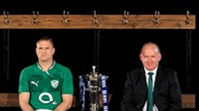 Rugby - Heaslip delighted to be handed captaincy