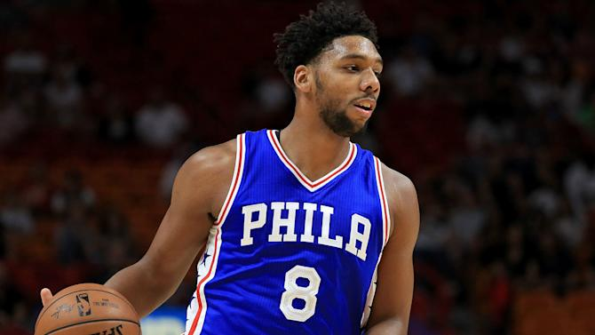 NBA Trade Rumors: Pacers interested in 76ers C Jahlil Okafor